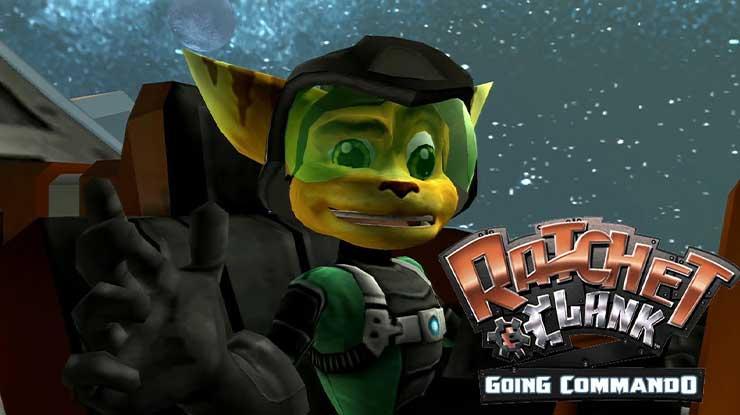 Ratchet Clank Going Commando