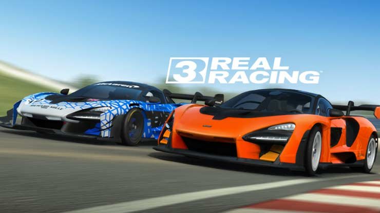Real Racing 3 1