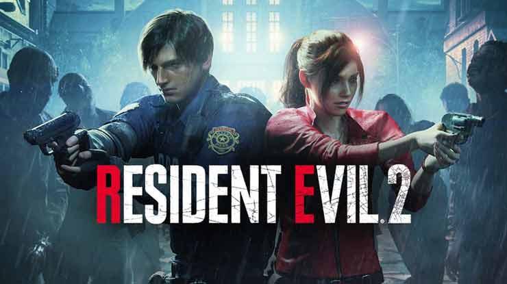 Resident Evil 2 1