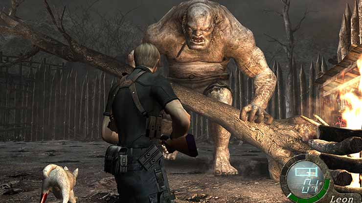 Resident Evil 4 1