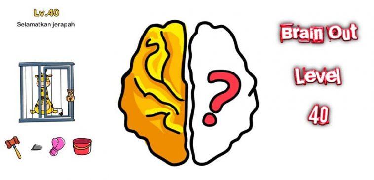 Selamatkan Jerapah Brain Out : Kunci Jawaban Terbaru