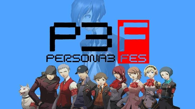 Shin Megami Tensei Persona 3 FES