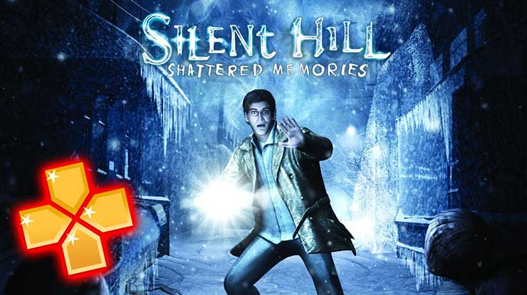 Silent Hill Shatered Memories