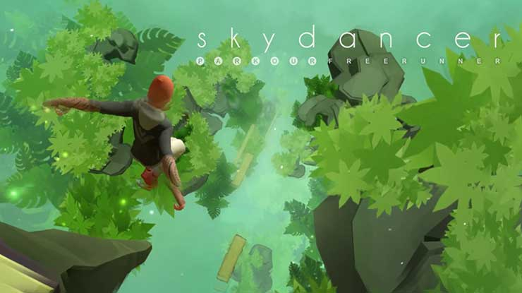 Sky Dancer Free Running Games