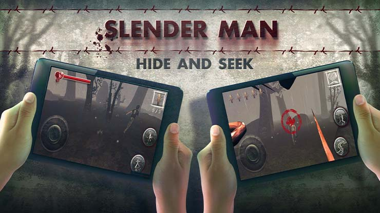 Slender Man Hide Seek Multiplayer Free