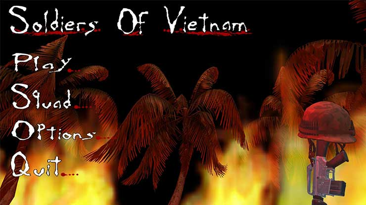 Soldier of Vietnam – American Campaign