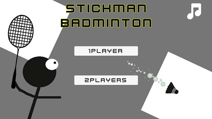 Stickman Badminton League