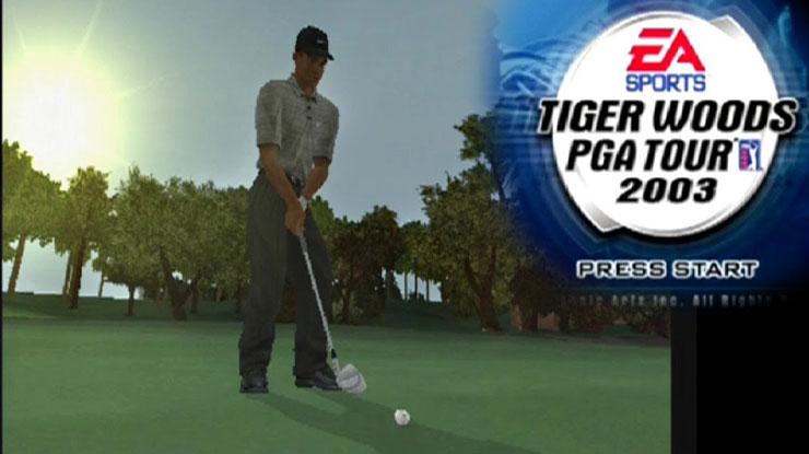 Tiger Woods PGA Tour 2003 1