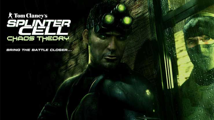 Tom Clancy's Splinter Cell Chaos Theory 2