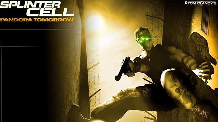 Tom Clancy's Splinter Cell Pandora Tomorrow 3