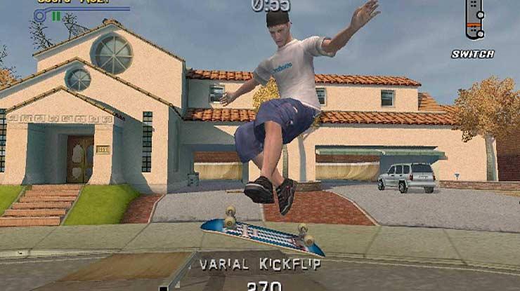 Tony Hawk's Pro Skater 3 1