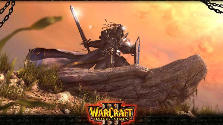 Warcraft III Region of Chaos