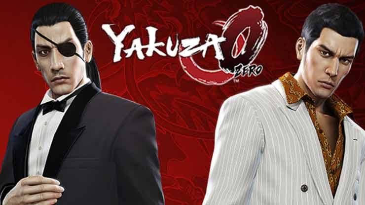Yakuza 0 1