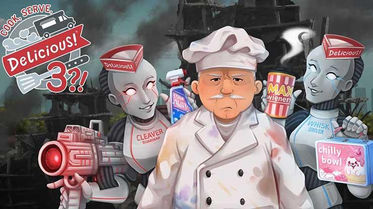 Cook Serve Delicius3