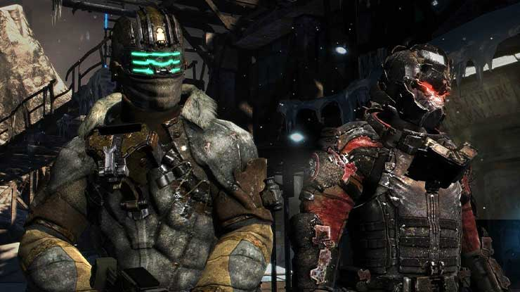 Dead Space Trilogy