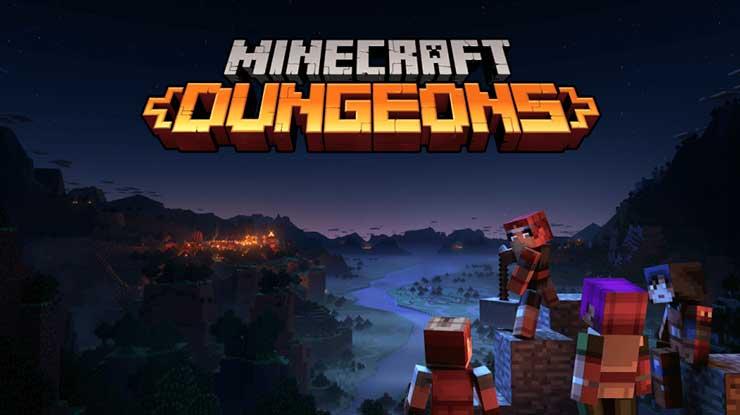Minicraft Dungeons