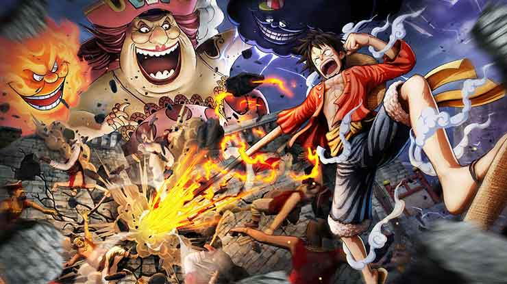 One Piece Pirate Warrios 4