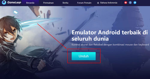 2. Download Gameloop