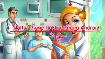 Game Dokter Umum HP Android Terbaik Gratis