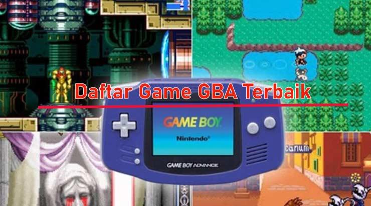 Game GBA Terbaik Sepanjang Masa