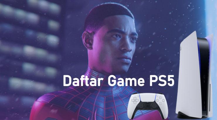 Game PS5 Paling Keren dan Wajib Dimainkan