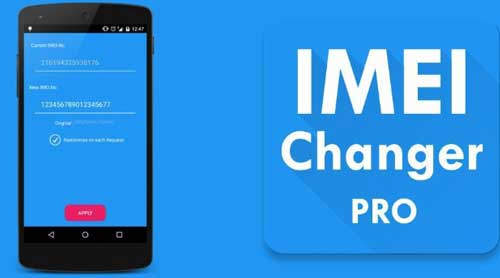 1. Download Aplikasi Xposed Imei Changer Xposed Installer