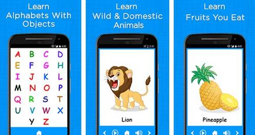 ABCD for Kids Preschool Learning Games