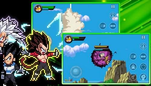 Dragon Revenge Z Legendary Universe WarriorZ