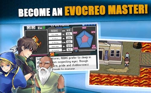 EvoCreo Lite Pocket Monster Master Trainer