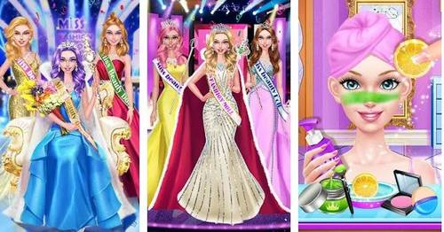 Fashion Doll Beauty Queen