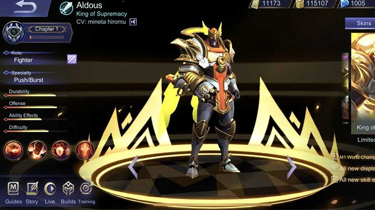 Fungsi Diamond Pada Game Mobile Legend