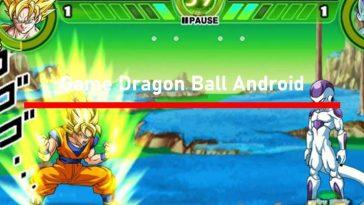 Game Dragon Ball Android Terbaik Offline dan Online