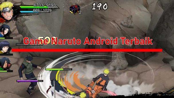 Game Naruto Android Terbaik Ringan dan Seru