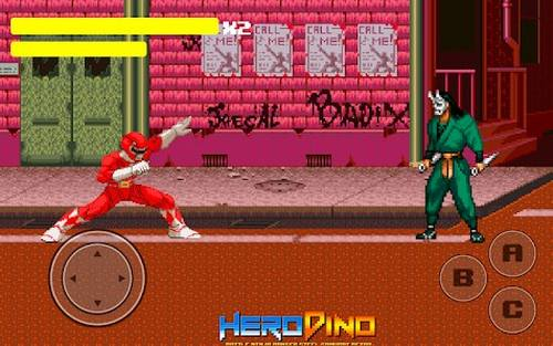 Hero Dino Battle Ninja Ranger Steel Samurai Retro
