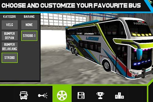 Mobile Bus Simulator 1