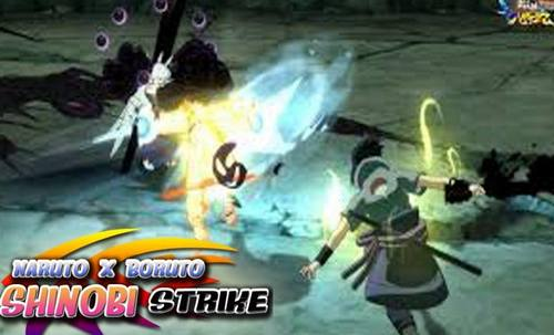 Narutimate Ninja Heroes Storm Ultimate Fight