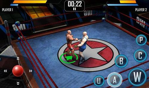 Real Wrestling 3D