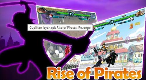 Rise Of Pirates Revenge
