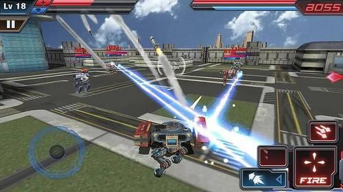 Robot Strike 3D