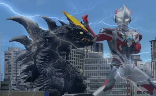 Solve the Ultraman Puzzle
