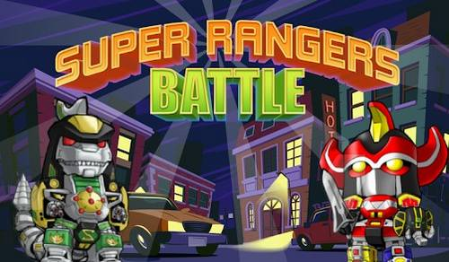 Super Rangers Battle