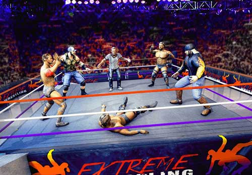 World Rumble Fight Wrestling Royal Stars 2019