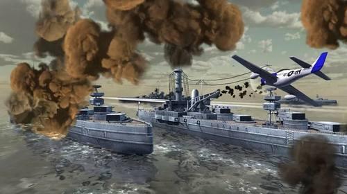 World Warships Combat