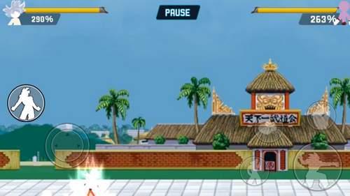 Z Stick Battle of Dragon Super Warrior