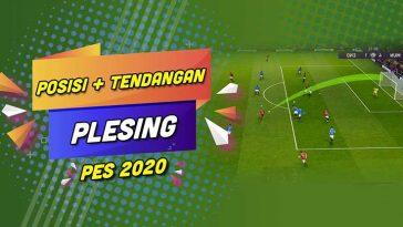 Begini Cara Tendangan Plesing di PES Mobile 2020 Beserta Tips dan Persyaratannya
