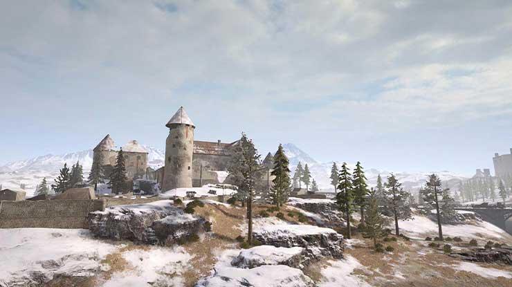 Castle Vikendi