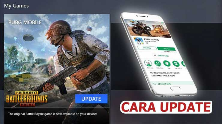 Ini Dia Cara Update PUBG Mobile di Tencent Gaming Buddy Terlengkap
