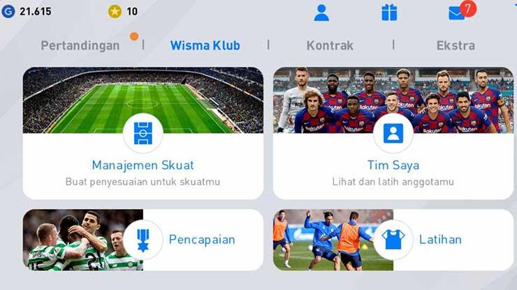 Pilih Wisma Club Management Squad