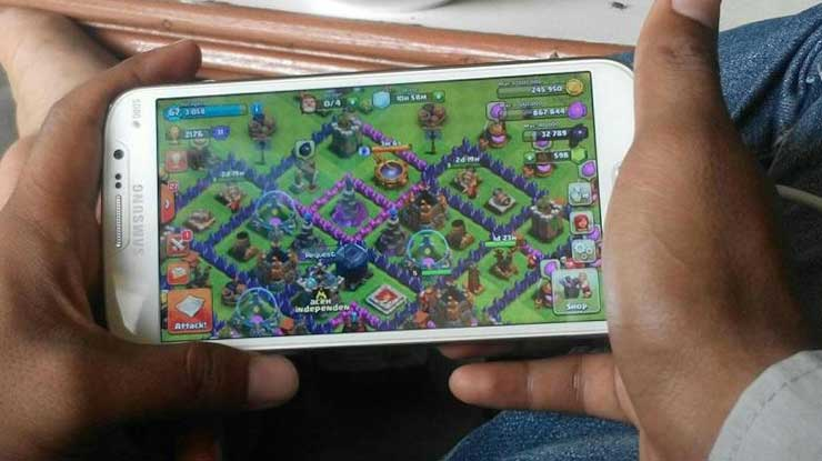 Tips Lancar Bermain COC