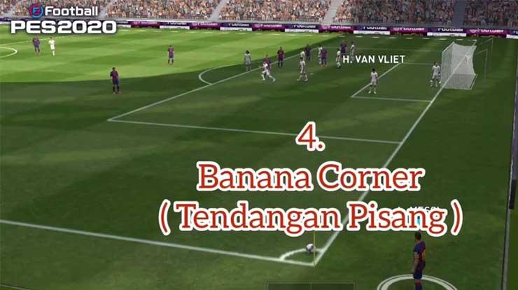 Trik Banana Corner